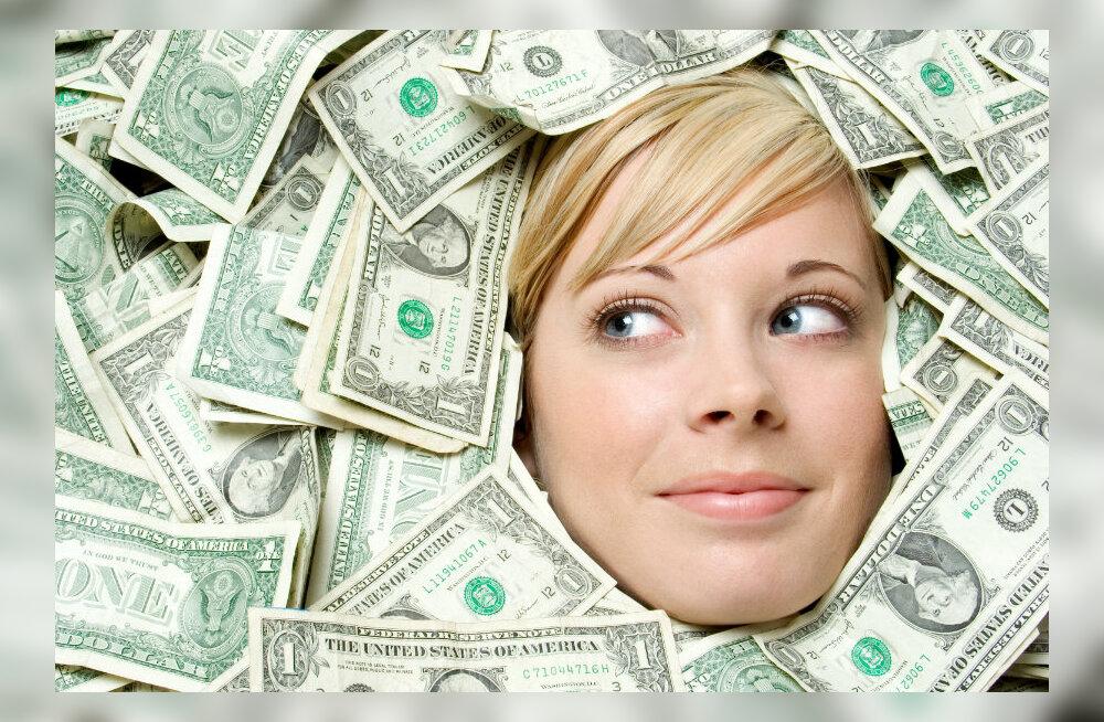 Kuidas ennast raha koguma motiveerida?