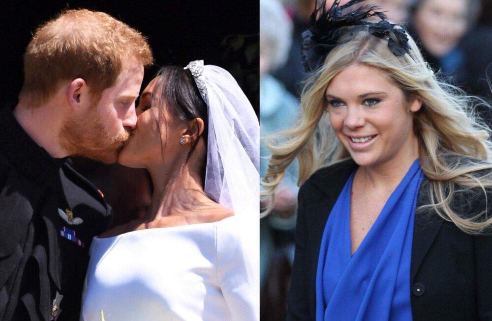 Pisaraterohke hüvastijätt! Prints Harry palus vaid mõned õhtud enne pulmi oma pikaajalisimal pruudil Chelsy'l pidu mitte rikkuda