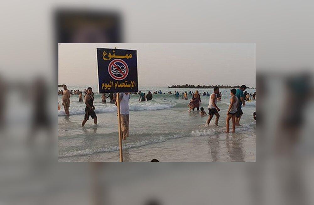 VIDEO | See Egiptuse kuurort on | saanud kohalikelt nime Surmarand