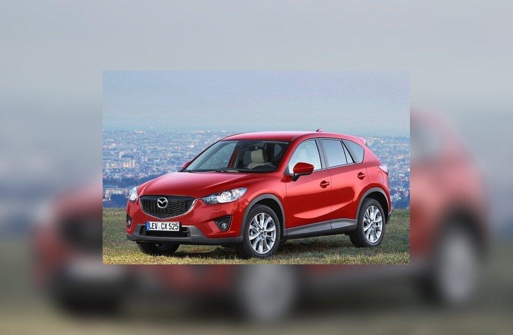 Mazda on viie aasta järel taas kasumis