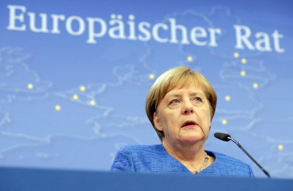 Саммит ЕС не договорился о защите климата и будущем руководстве