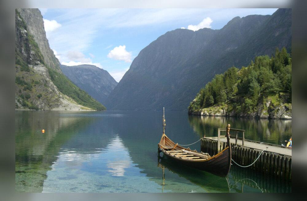 """Disney """"Lumekuninganna"""" meelitab multifilmituristid Norra fjordidesse"""