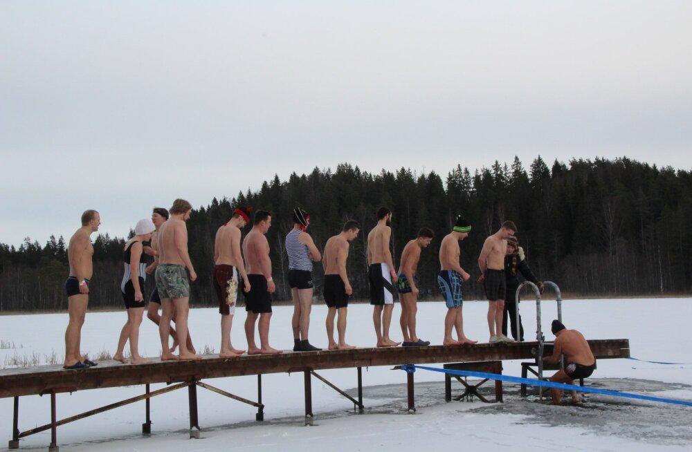Talvepealinn Otepää korraldab VIII Euroopa Saunamaratoni