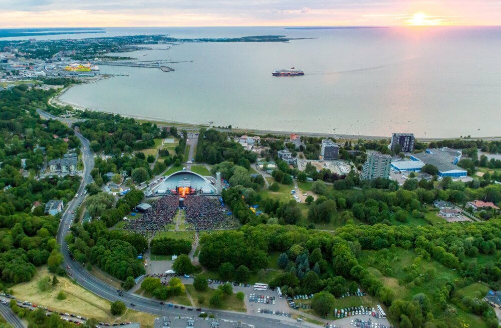 Tallinna lauluväljak