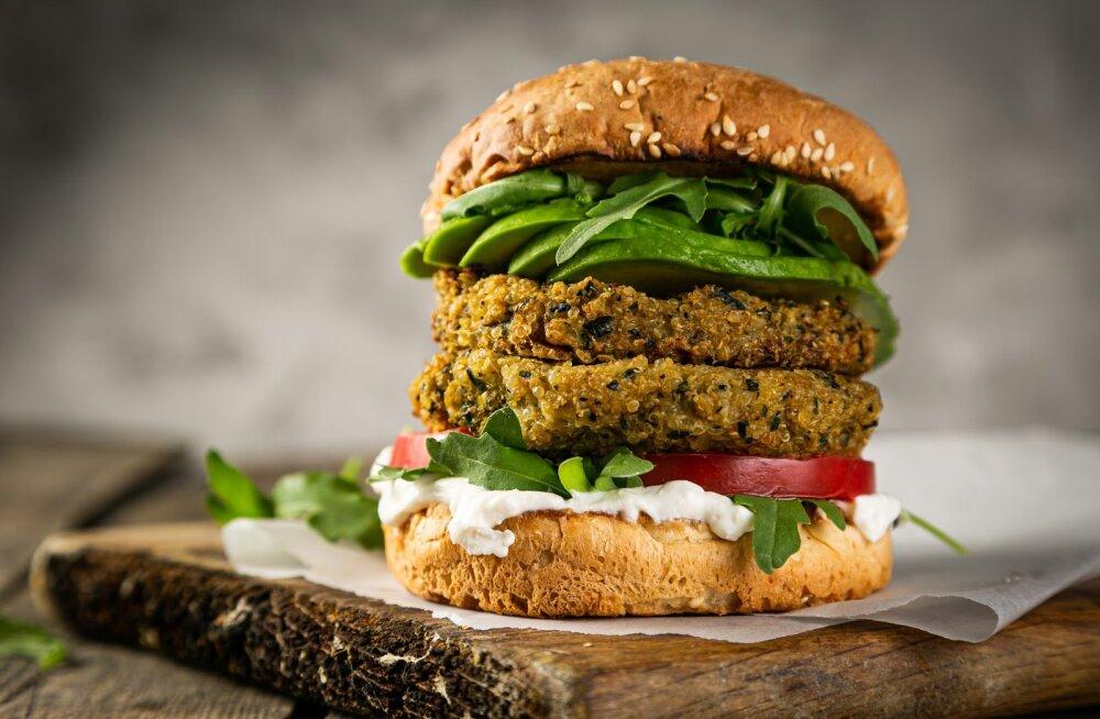 Euroopa Parlament otsustas: taimne burger jääb taimseks burgeriks