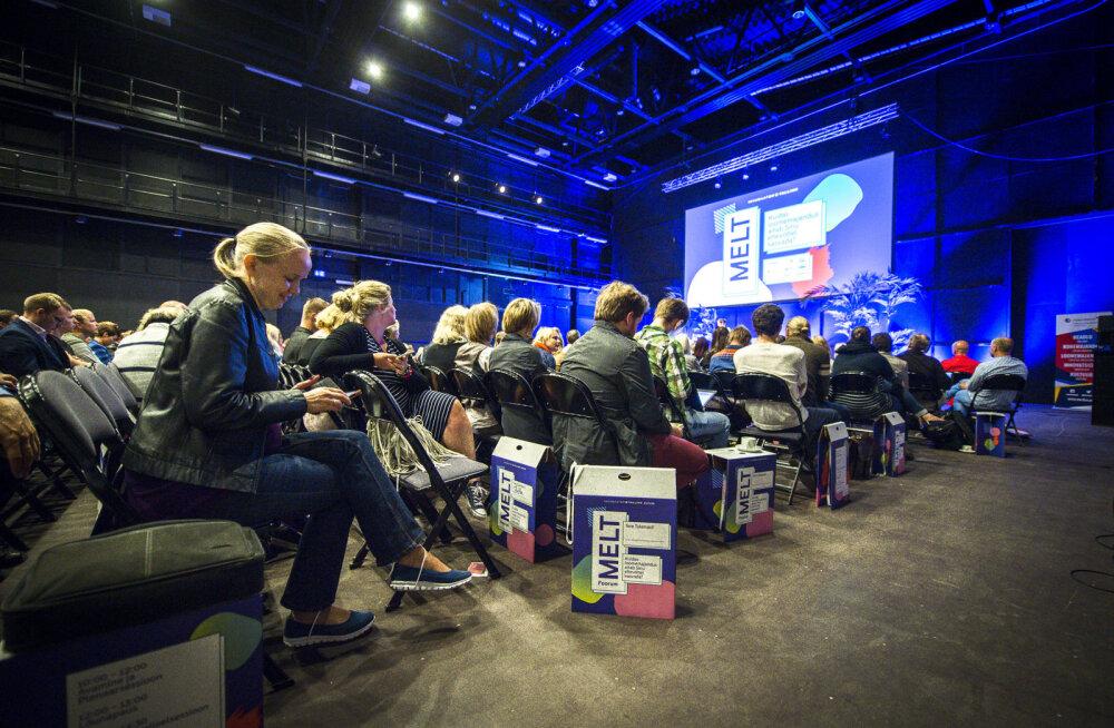 MELT Foorum otsib tootjate ja loojate koostööst Eesti majanduse tulevikku