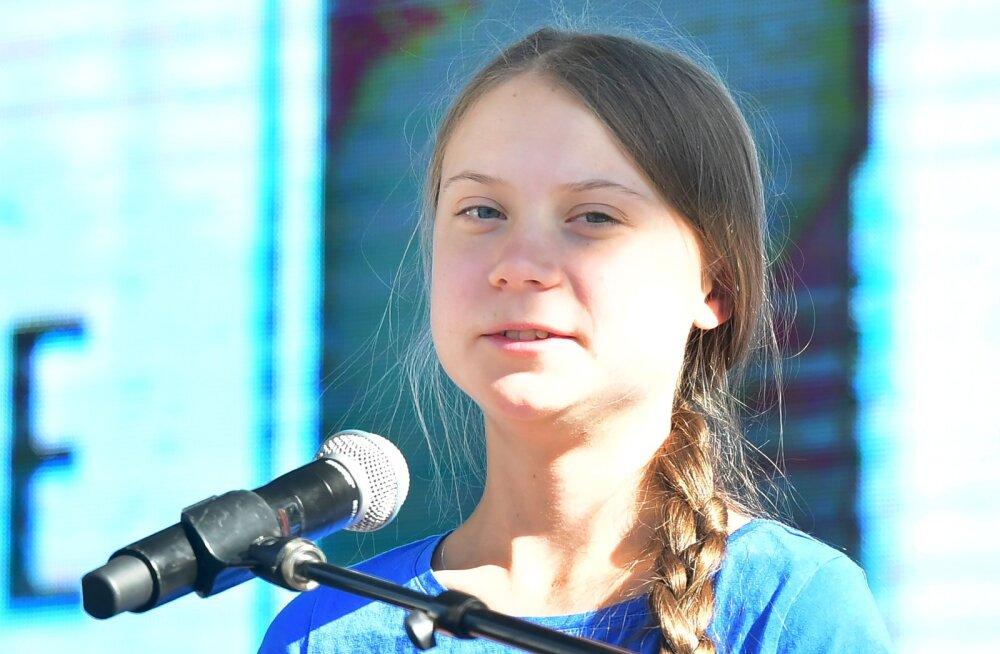 KLÕPS | Greta Thunberg sai osa iga lapse unistusest: noor aktivist veedab lõbusaid päevi maailmakuulsate näitlejatega
