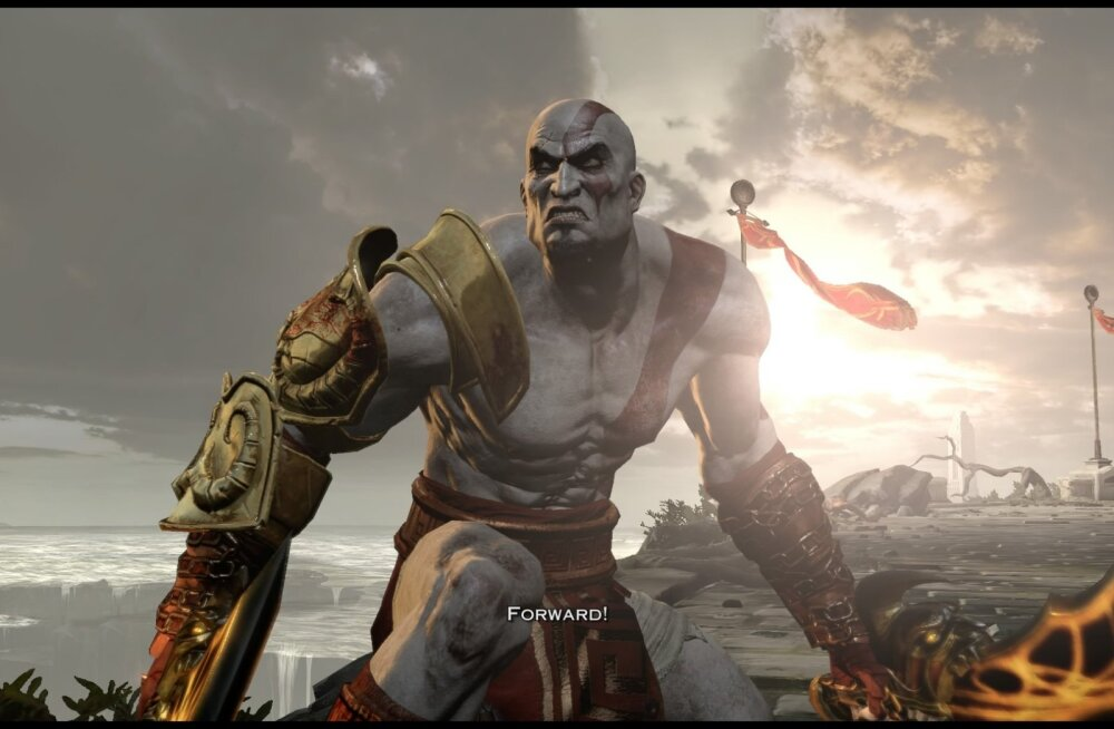 Forte mänguarvustus: God of War III Remastered (PS4) – sama Kratos, aga kiirem ja teravam!
