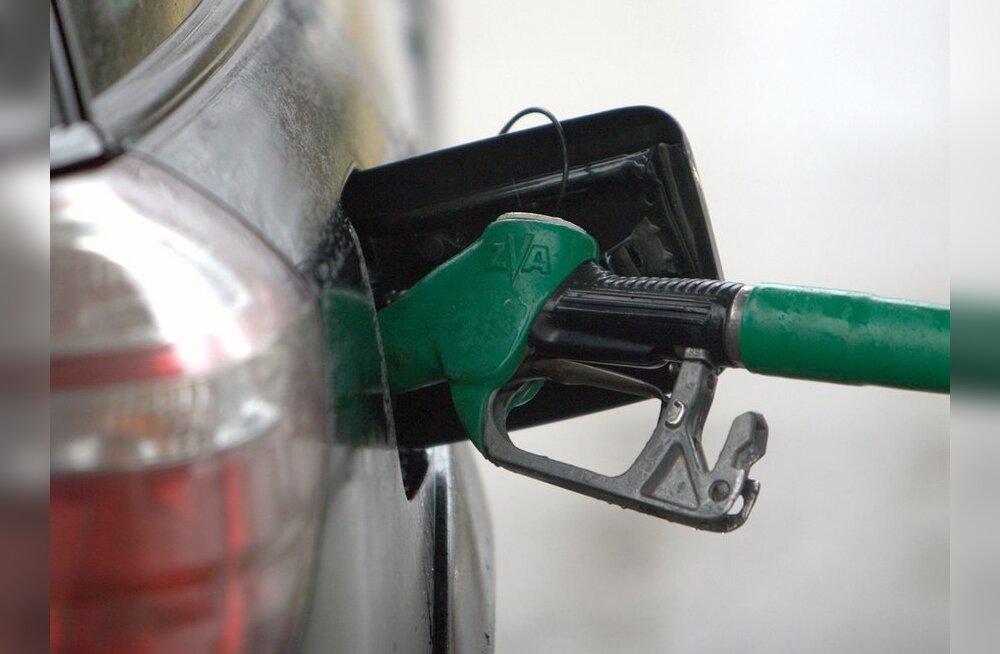 Kevadpühade ajal on Suurbritannia kütusehinnad rekordtasemel
