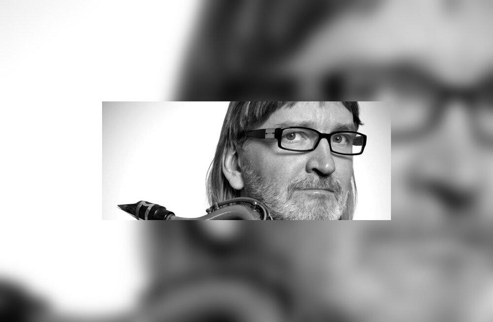 Fotograaf Kaupo Kikkas avab näituse <em>jazz</em>-muusikutest