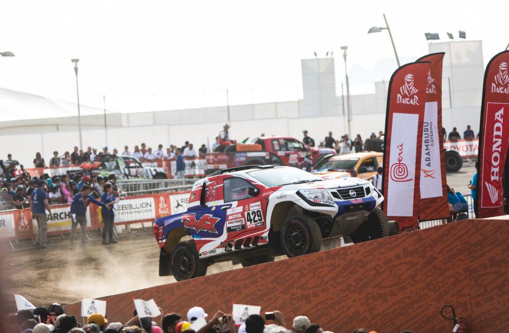 Uues asupaigas toimuva Dakari ralli terve hulk osalejaid tuleb Baltikumist