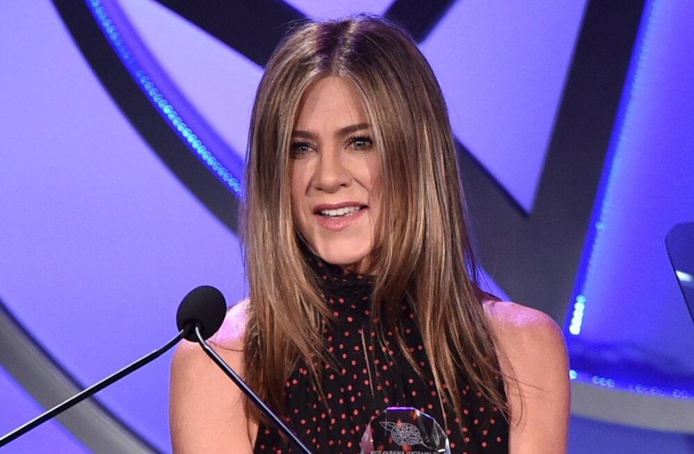 FOTO | Jennifer Aniston jagas südantlõhestavat fotot haiglas olevast sõbrast: palun kandke maske