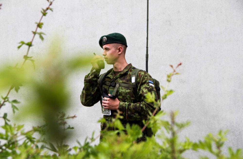 Kaitseväe Akadeemias saab palka juba õppeajal
