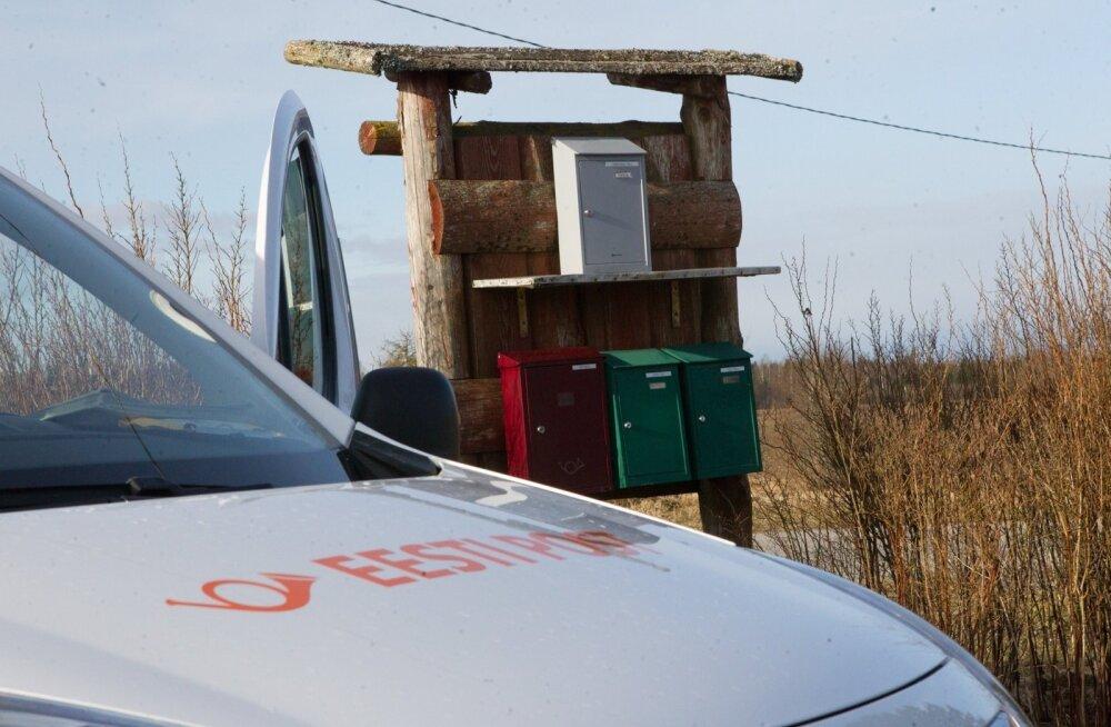 Kas tulevik toob kaasa selle, et Eesti Post viib edaspidi kõik ajalehed ning kirjad asumi ühte punkti, kuhu tellijad siis ise neile järele lähevad?