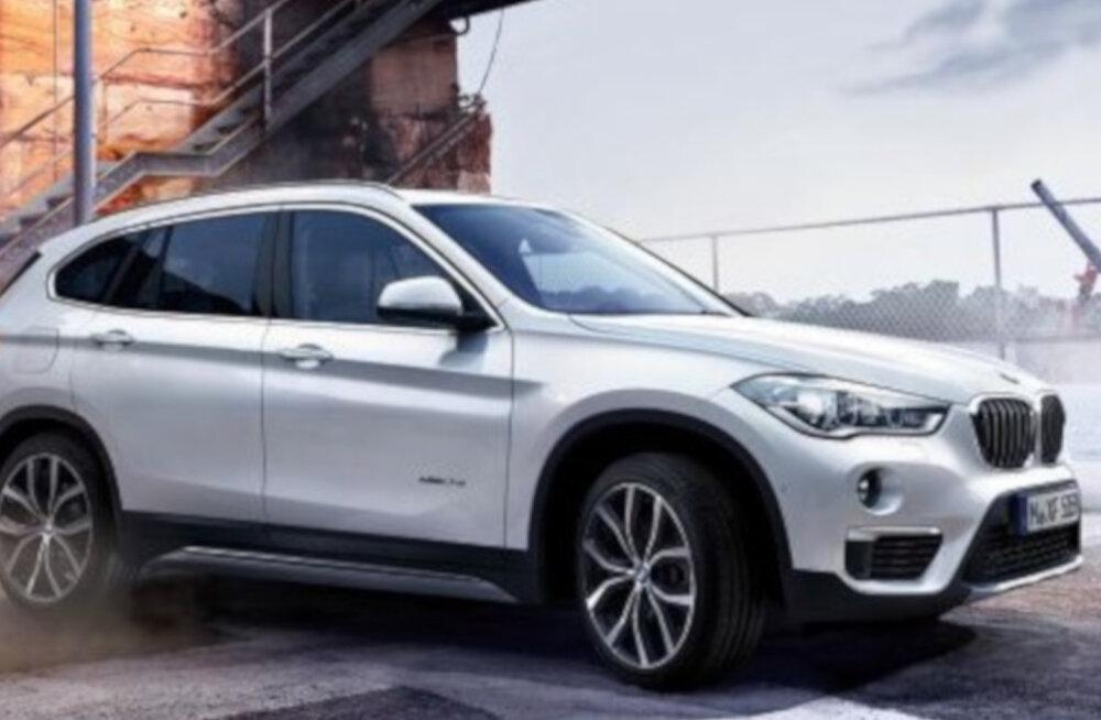 PROOVISÕIT | BMW X1 noorema põlvkonna silmis