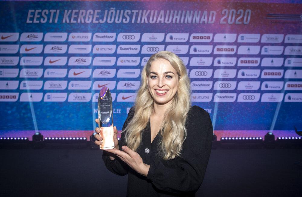 Tänavuse aasta Eesti parimateks kergejõustiklasteks valiti Kati Ojaloo ja Tiidrek Nurme