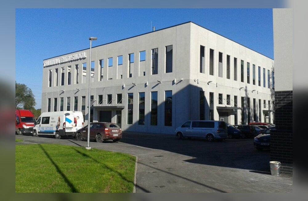 Tallinna Ehituskool on nüüdsest täielikult uuenenud!