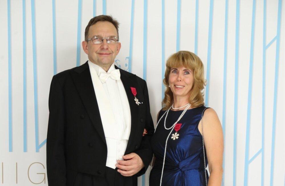 Urmas Sutrop ja Margit Sutrop