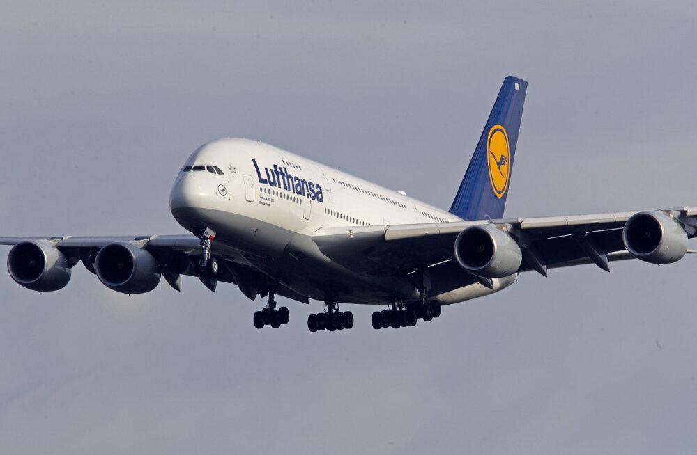 Авиакомпания Lufthansa открывает новый прямой рейс Таллинн-Мюнхен
