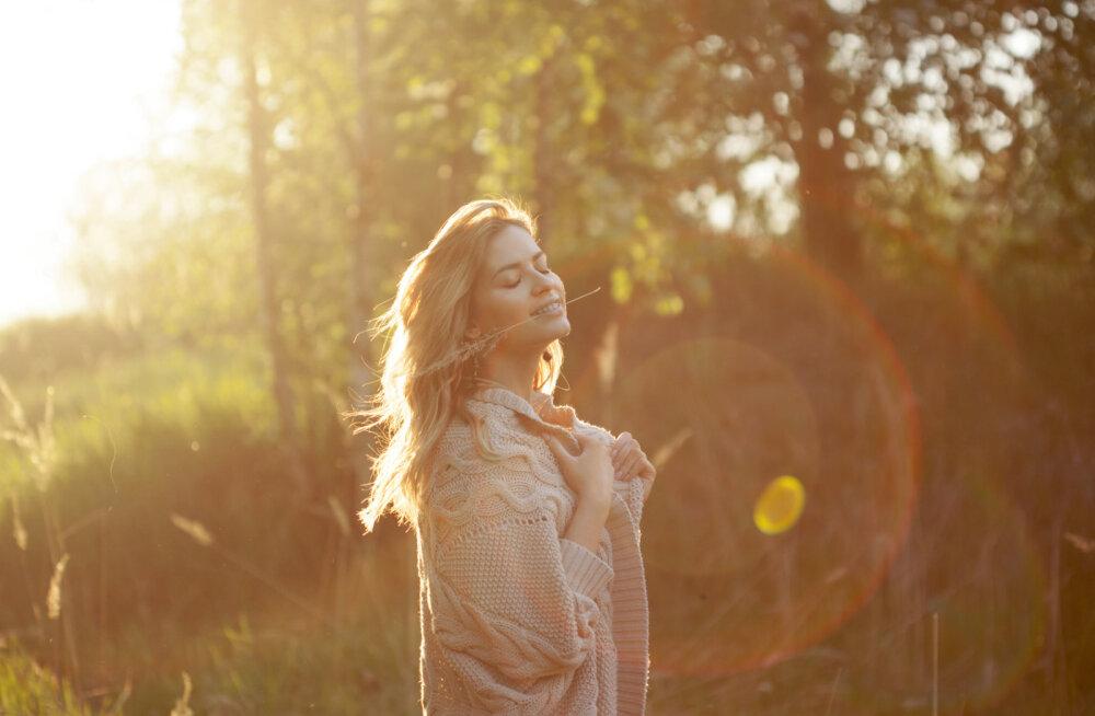Inimene õnnestub oma tegemistes seda enam, mida suuremas osakaalus on tema elus harmooniline energia