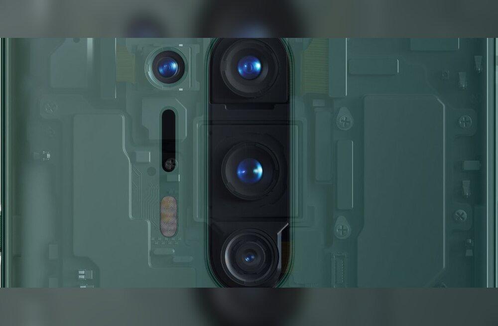 OnePlus 8 Pro: esimene telefon, mis suudab läbi asjade vaadata