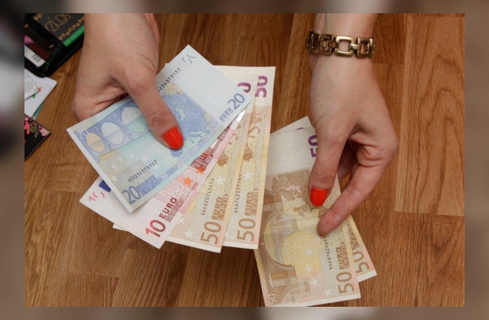 5-ruutmeetrise korteri eest tuleb välja käia 180 eurot kuus.