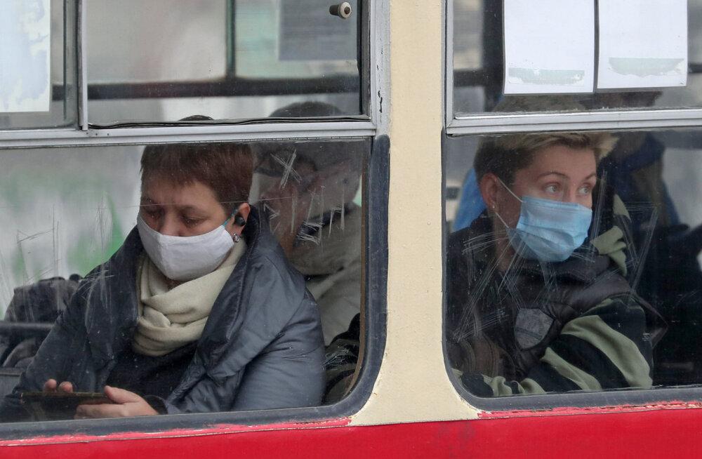 Olukord Eesti naabruses: Venemaal tuli juurde rekordarv, Leedus ja Soomes ligi 150 COVID-nakatunut
