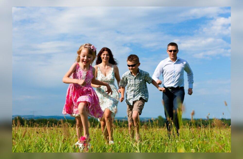 c310d223b4a Minu päev kahe lapse emana: laste sünd paneb mehe ja naise suhted igal  tasandil proovile