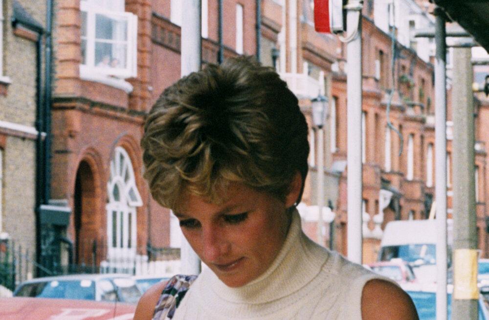 ŠOKEERIV PIHTIMUS: Printsess Diana üritas vaid mõned nädalad enne Charlesiga abiellumist endalt elu võtta