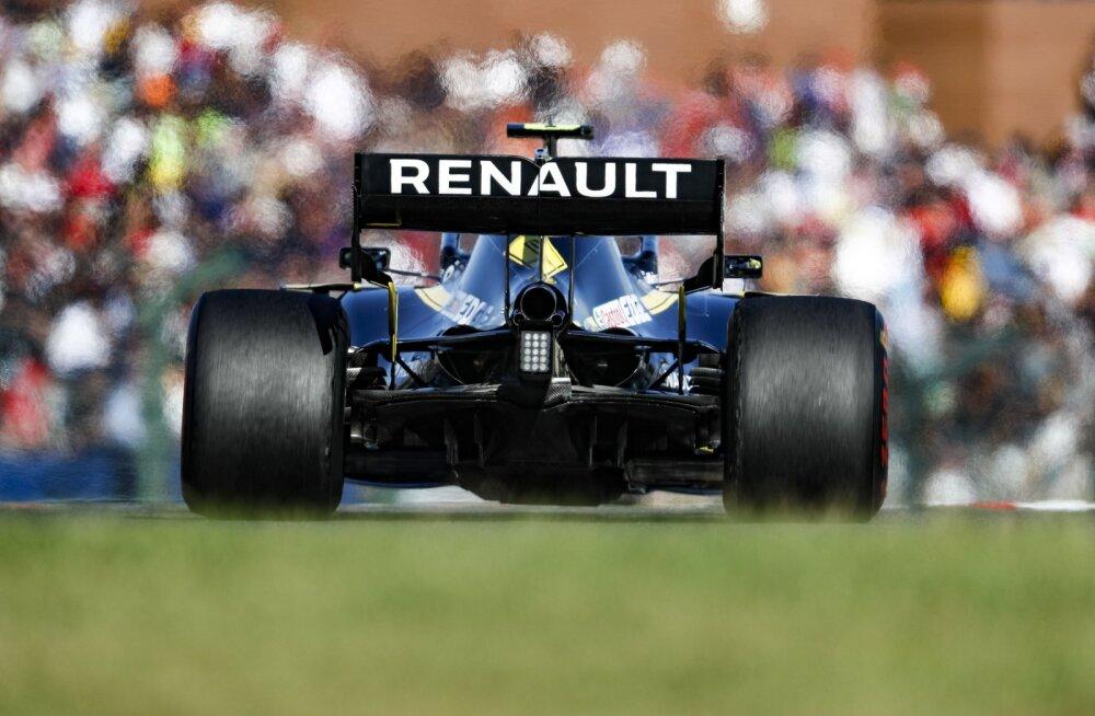 FIA tühistas Renault' F1 tiimi tulemused: sõitjad kasutasid võistluse ajal keelatud abi