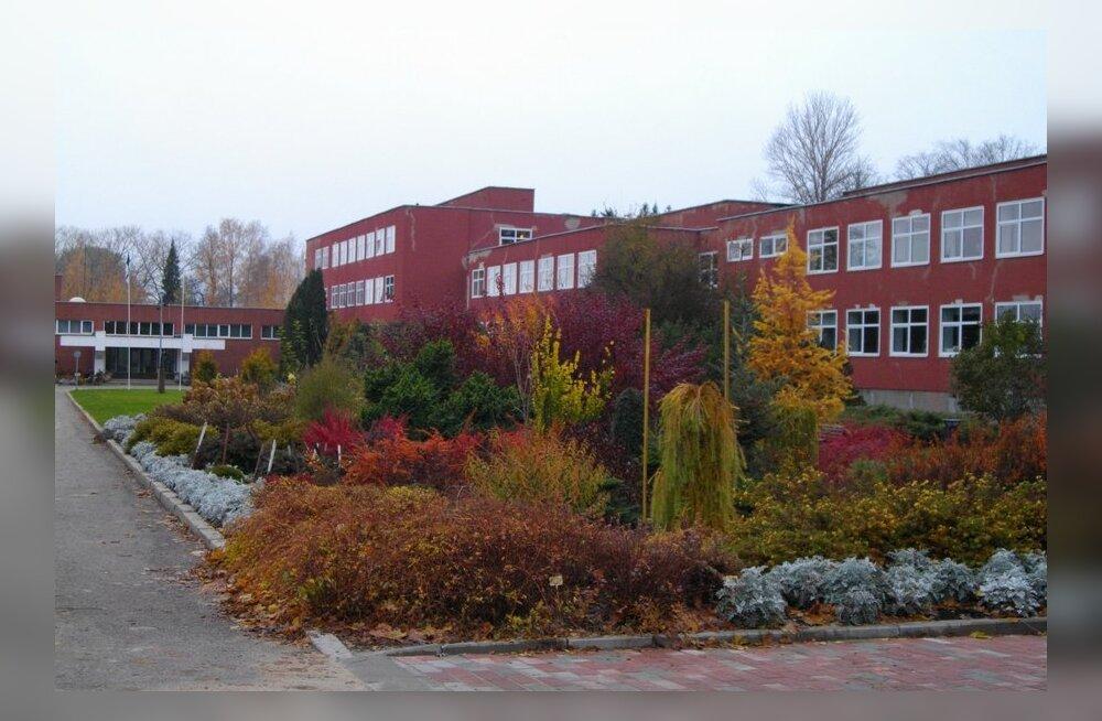 Räpina Aianduskool kannab tiitlit energiasäästlik kaunis kodu 2012