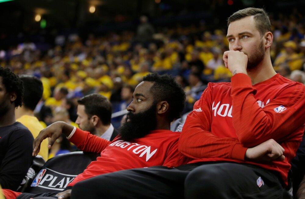 Rockets Warriors Basketball
