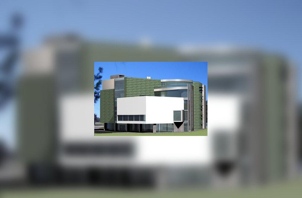 ITK uus hoone