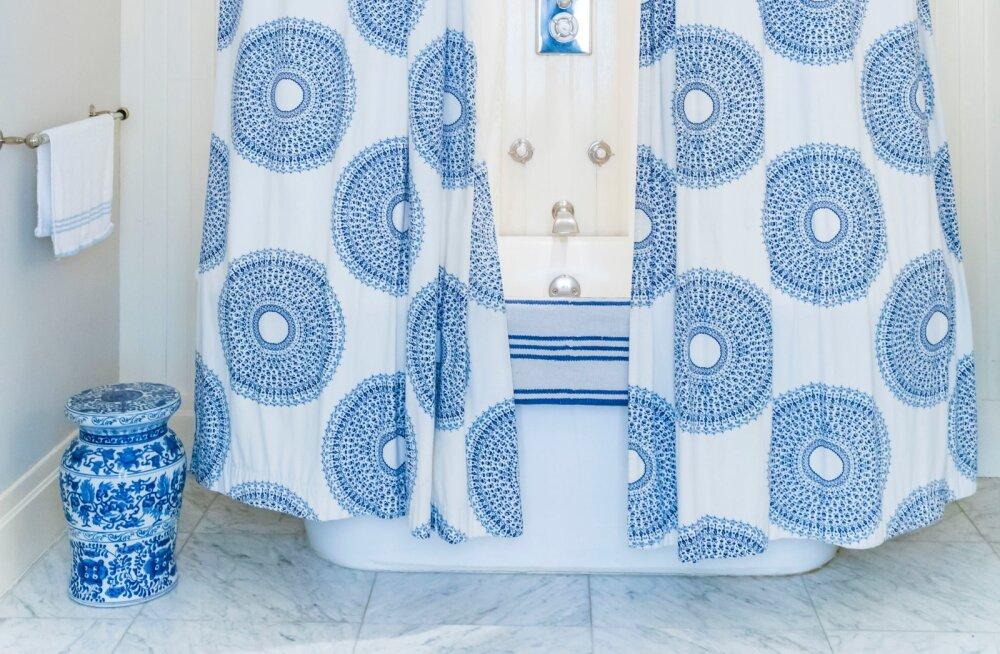 Üks väga lihtne trikk, mis muudab su vannitoa palju suuremaks, aga sa ei pea selle jaoks midagi ära viskama