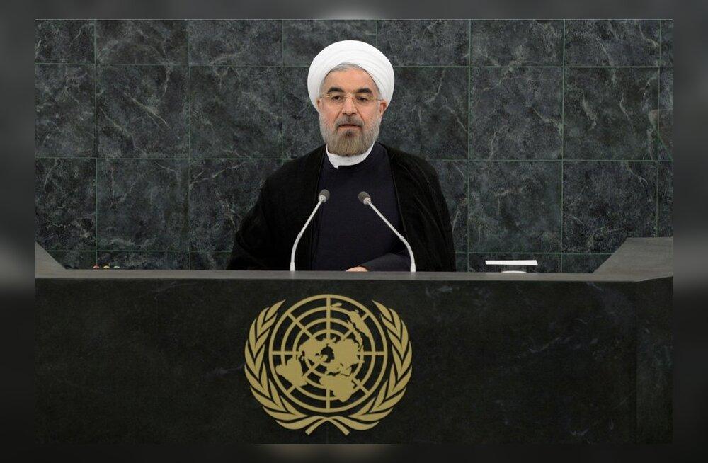 Iraani president loodab, et Obama ei lase end kõigutada sõda õhutavatel survegruppidel