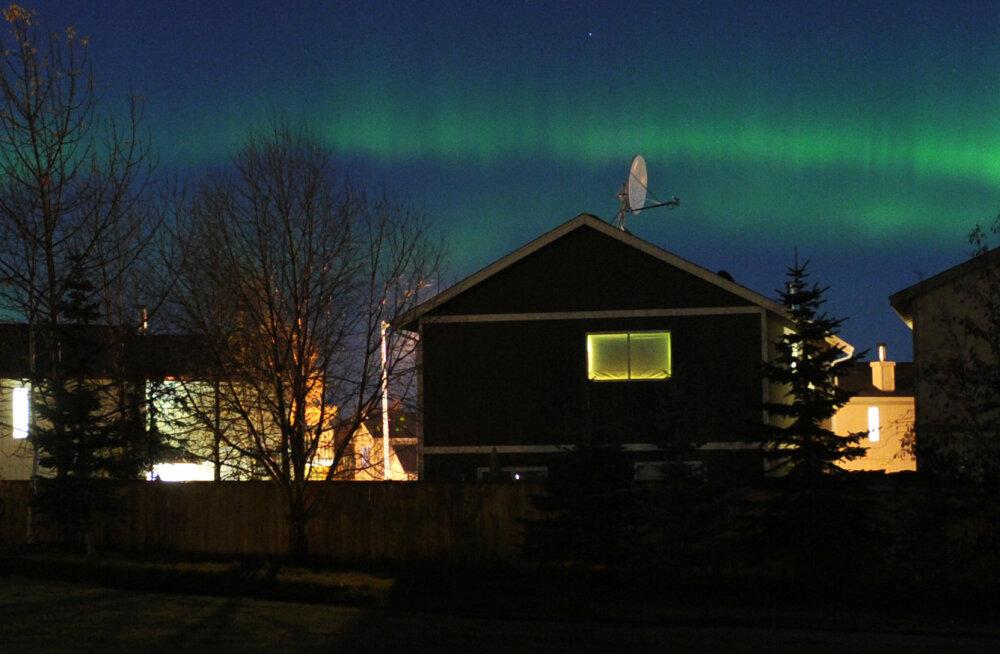 ФОТО и ВИДЕО | Жители города на Аляске в ближайшие 2 месяца не увидят солнца