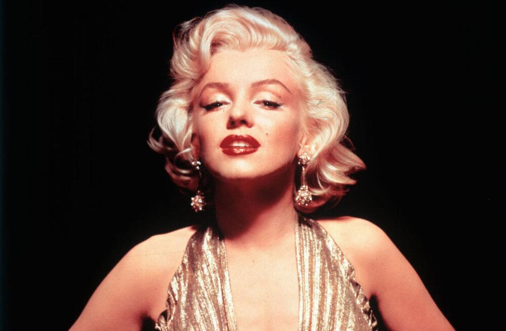 Marilyn Monroe legendaarne aktifoto koos hinnalise lisandiga pandi oksjonile: see pilt aitas Marilynil kuulsaks saada