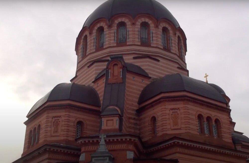 ВИДЕО | Чем славится Воскресенский Собор в Нарве: история и основные святыни