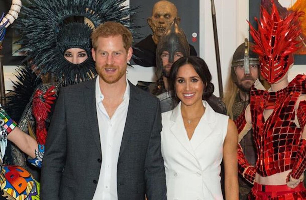 Meghan tähistab esimesi jõule kuningliku perekonnaga ning Harry keelas tal ühe asja tegemise rangelt ära!