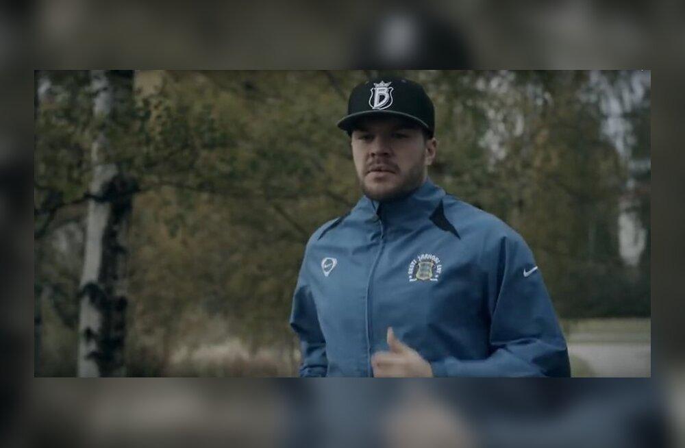 Siim Liivik vahetas Soome kõrgliiga Rootsi vastu