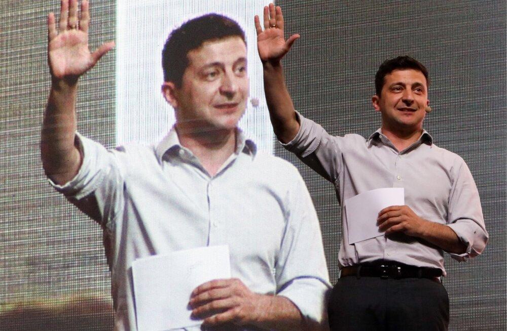Volodõmõr Zelenskõi