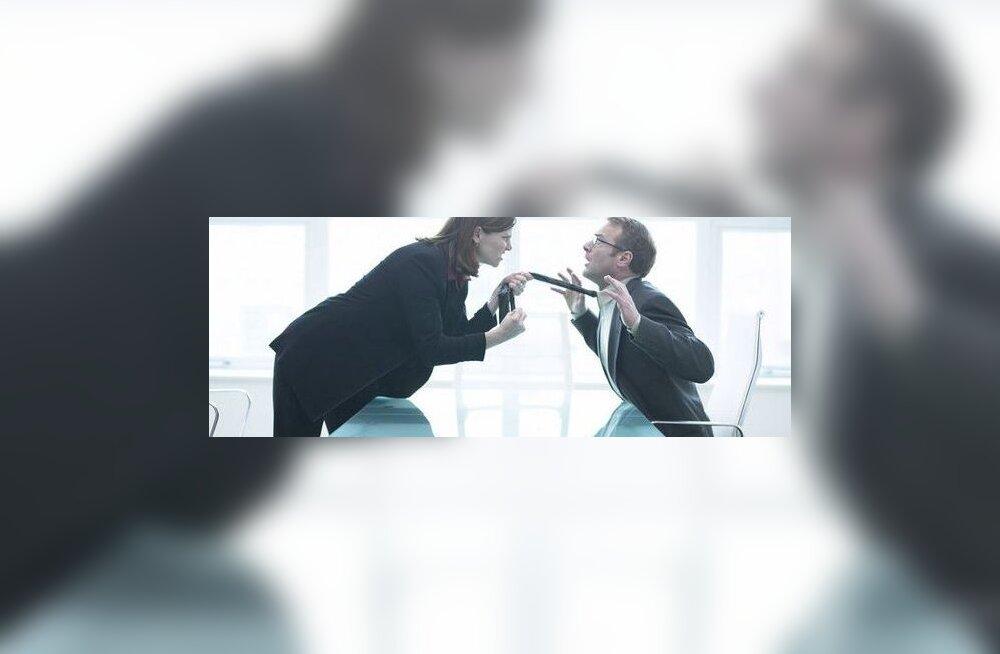 Partnerivalikut juhib tõmme vastandite vahel