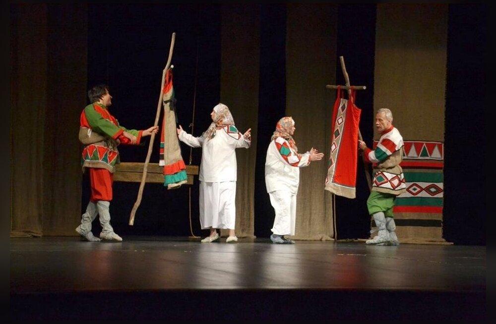 Kiviõli näitetrupp Otpad nimetati XIV harrastusteatrite festivali laureaadiks.