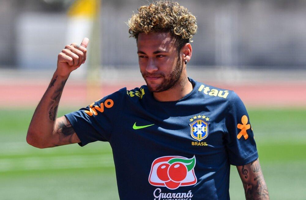 Neymar: ma poleks enda eest iialgi 222 miljonit maksnud