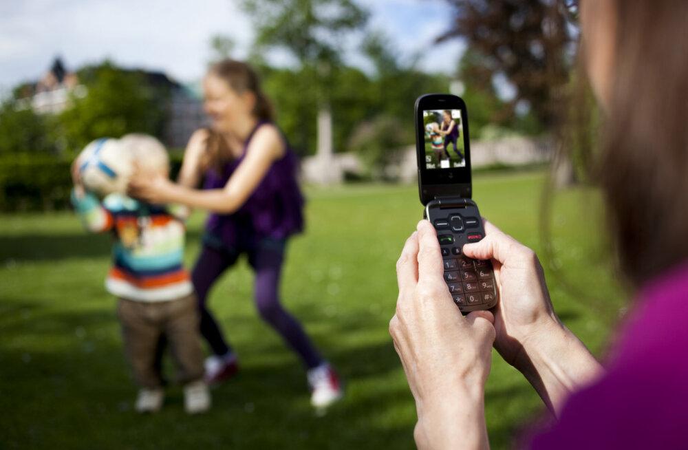Telefonid, mis arvestavad vanemaealiste vajadusi