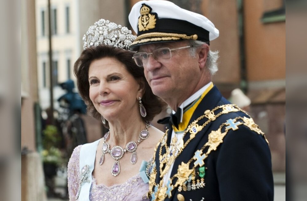 Rootsi kuninga armukesed elavad suures hirmus