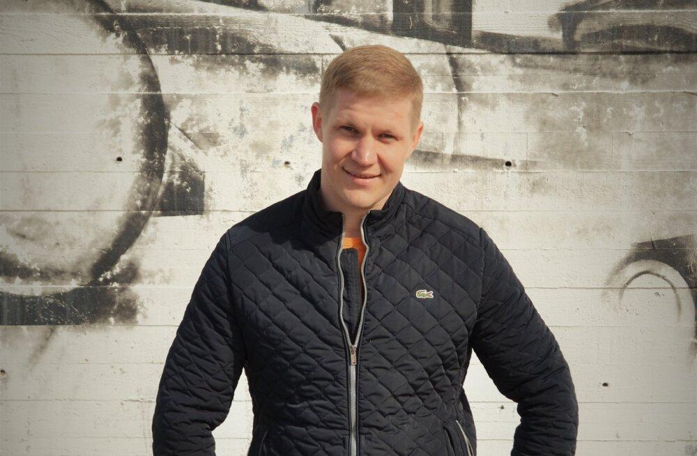 150 kg-KAALUNUD MEHEST FITNESSIHARRASTAJAKS: Martin Kuusik: fitness on muutnud mu elu