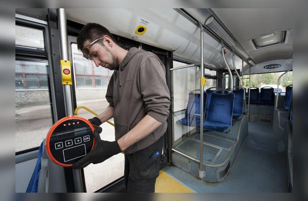 Tallinn läheb uue e-pileti süsteemiga üle tasuta ühistranspordile