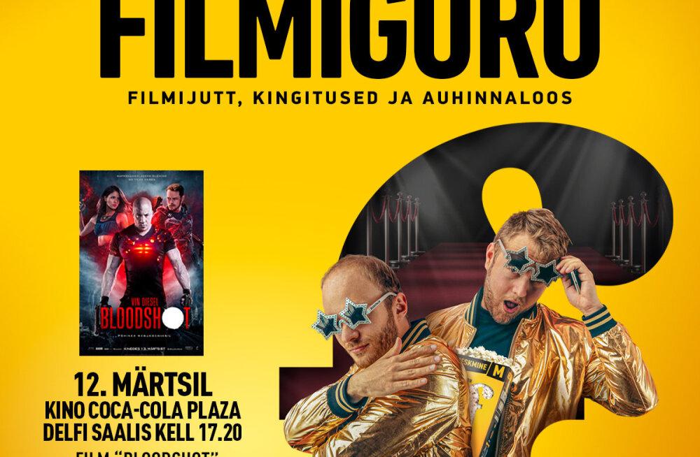 """FILMIGURU esitleb: """"Bloodshot"""" esilinastus juba 12. märtsil"""