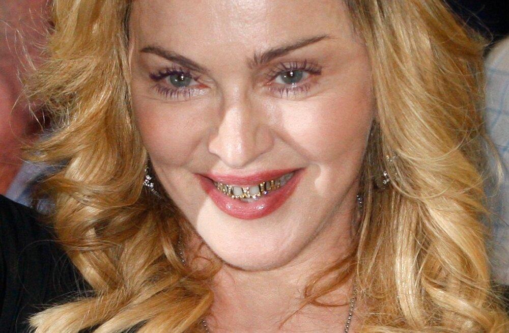 Madonna grillz
